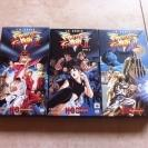 ANIME STREET FIGHTER II LA SERIE VHS.
