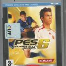 Pro Evolution Soccer 6 (PAL)