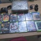 MICROSOFT XBOX .EN BUEN ESTADO 16 juegos Y ACCESORIOS