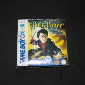 Harry Potter y la camara secreta Pal esp GBC