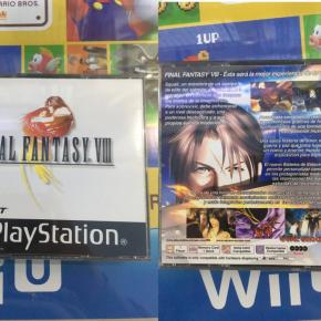 Final Fantasy VII PAL esp En muy buen estado