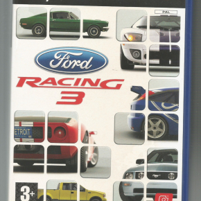 Ford Racing 3 (PAL)/