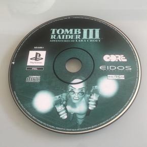 Tomb Raider 3 PSX