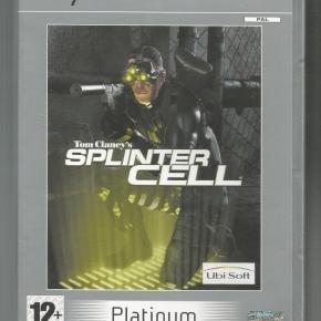 Splinter Cell (Platinum) (PAL)*