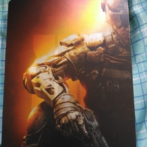 Caja metálica call of duty Black ops 3