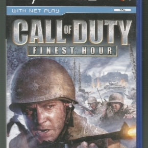 Call of Duty Finest Hour (PAL)*