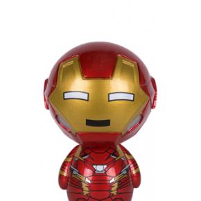 Iron man (dirbz), Precintado
