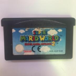 Super Mario World Advance