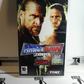 WWE Smackdown vs Raw 2009 (PAL)