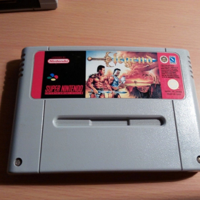 LEGEND ARCADE ZONE SONY SUPER NINTENDO SNES PAL 100% ORIGINAL
