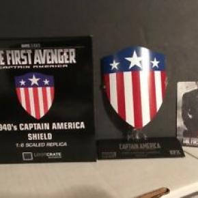 Capitán américa (escudo 1940)