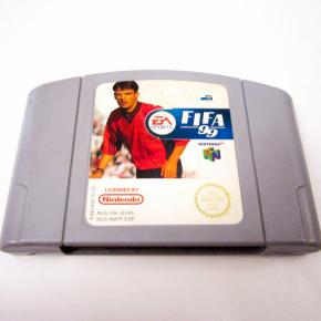 Fifa 99 Nintendo 64 N64
