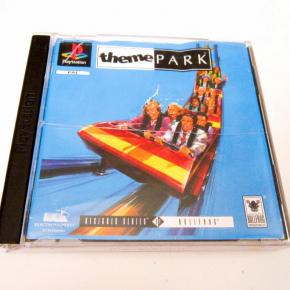 Theme Park Playstation PS1 PSX