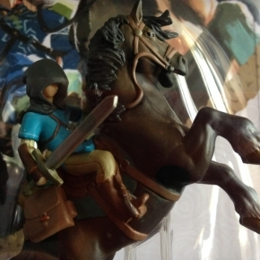 Amiibo Link Jinete, Zelda Breath of the Wild