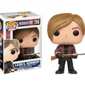 Resident Evil Figura POP! Games Vinyl Leon S. Kennedy