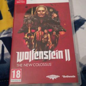 Wolfentein II: The New Colosus