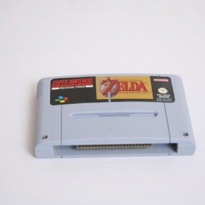 The Legend of Zelda: a link to the past (Reproducción) Pal esp
