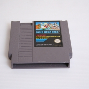 Super Mario Bros Pal esp Nes