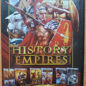 History Empires Anthology Incluye 6 juegos en Español