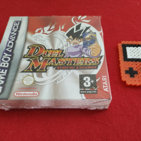 JUEGO DUEL MASTERS SEMPAI LEGENDS NINTENDO GAME BOY ADVANCE