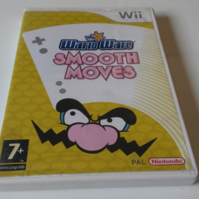 WARIOWARE SMOOTH MOVES - WII - PAL ESPAÑA