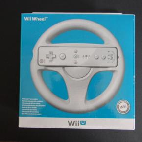 Volante Nintendo Wii y Wii U