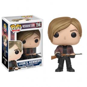 Figura Funko POP! Resident Evil Leon S. Kennedy