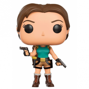 Tomb Raider POP! Games Vinyl Figura Lara Croft