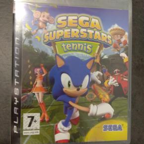 Sega Superstars Tennis PAL ESP PS3 Nuevo!