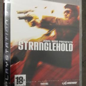 STRANGLEHOLD PAL ESP PS3 Nuevo