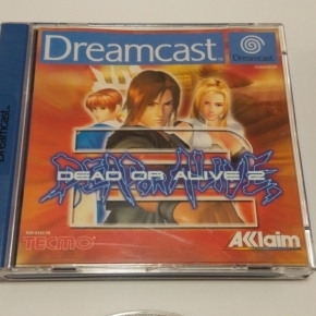 Dead or alive 2 Pal esp