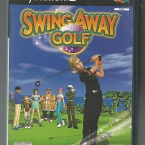 Swing Away Golf (PAL)/