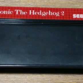 Sonic The Hedgehog 2 Pal