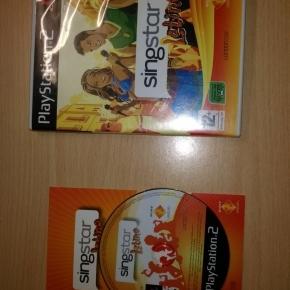 SINGSTAR LATINO PlayStation 2