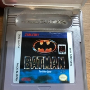Batman game boy