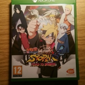 Naruto: Road to Boruto