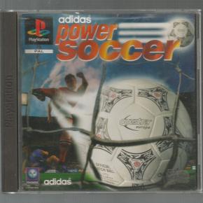 Adidas Power Soccer (PAL)