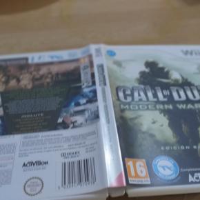 Call Of Duty Modern Warfare Edición Reflex WII PAL ES