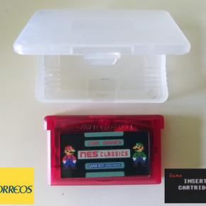 150 en 1 NES game boy advance