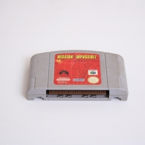 Mission: Impossible Pal N64