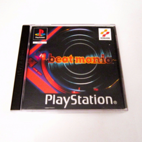 Beatmania PS1 PSX PSONE Playstation
