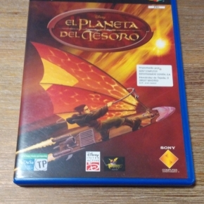 Disney - El Planeta del Tesoro Pal version