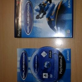 SPLASHDOWN PlayStation 2