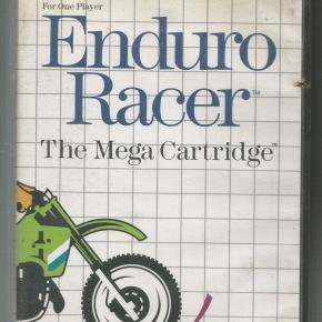 Enduro Racer (PAL)
