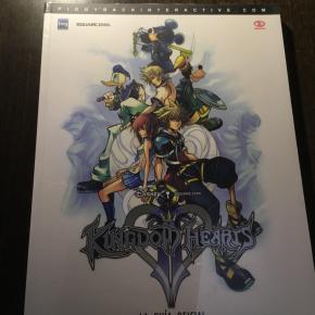 Guia oficial Kingdom Hearts 2 Precintada