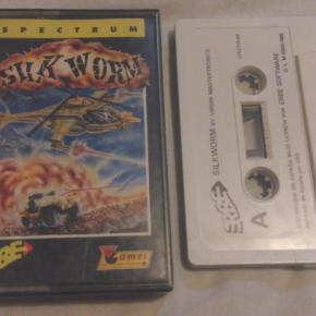 SILK WORM Spectrum 48K cassette