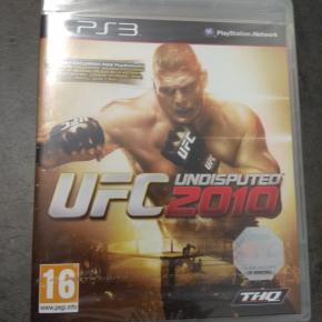 UFC 2010 PAL ESP  PS3 Nuevo