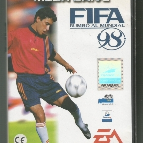 Fifa Rumbo al Mundial 98 (PAL)