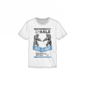 Halo 5 Camiseta Fight Poster