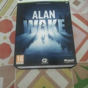 Alan Wake Edicion Coleccionista (Xbox 360)